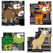 Animal invasion icon