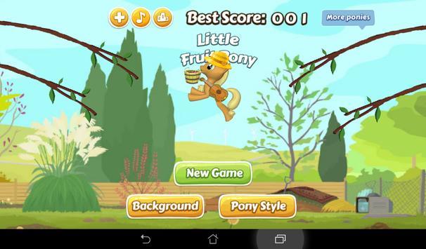 Little Fruit pony screenshot 11
