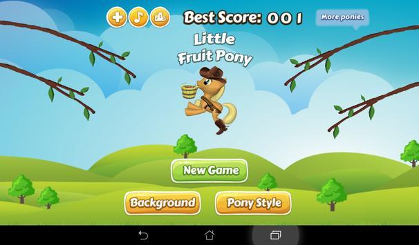 Little Fruit pony screenshot 7