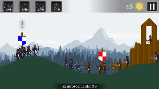 Knights of Europe screenshot 1