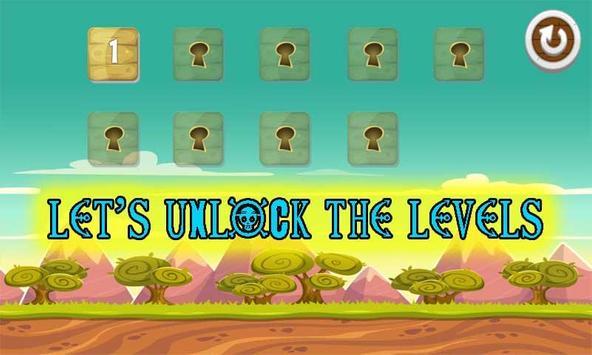 Luffy Pirate Adventure Go Run screenshot 3