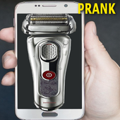 Icona TRIMMER HAIR & SHAVER PRANK !