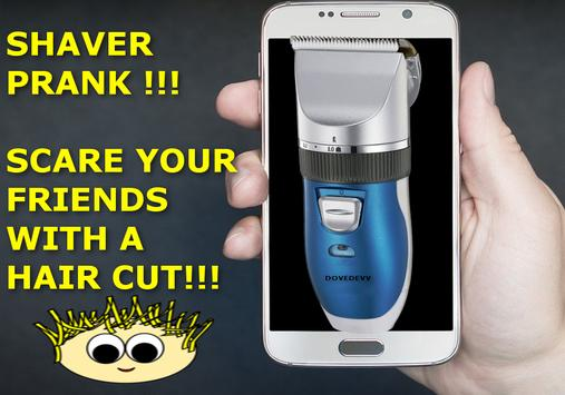 1 Schermata TRIMMER HAIR & SHAVER PRANK !