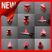 How to Make 3d Origami icon