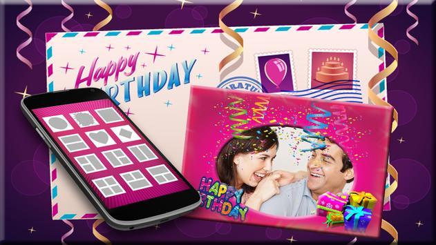 Birthday Photo Frames screenshot 7