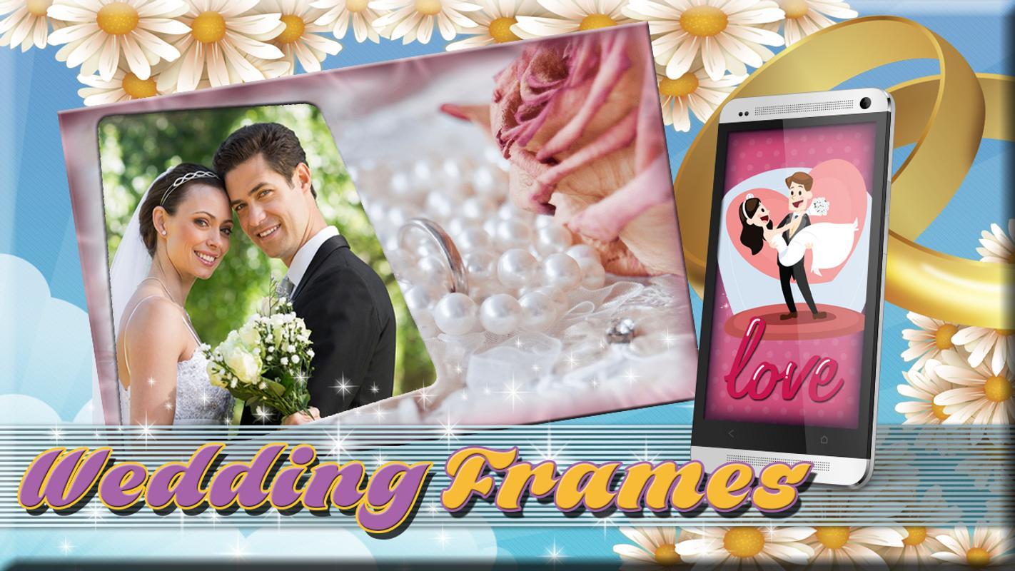 Hochzeits-Bilderrahmen APK-Download - Kostenlos Personalisierung APP ...