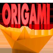 Origami Papiroflexia icon