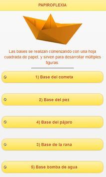 Origami Papiroflexia screenshot 4