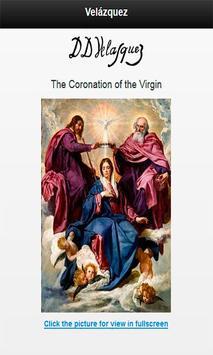 Famous paintings Velazquez art screenshot 3