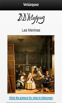 Famous paintings Velazquez art screenshot 1