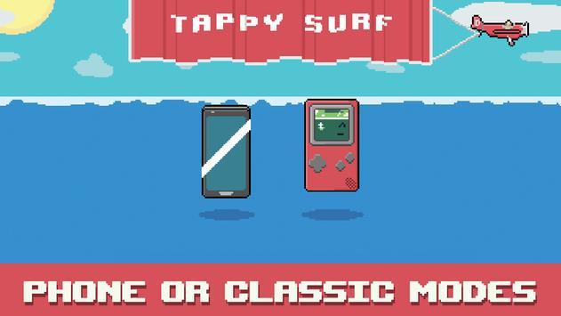 Tappy Surf - The Endless Run apk screenshot