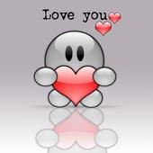 DP BBM Say Love You icon