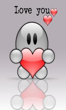 DP BBM Say Love You poster