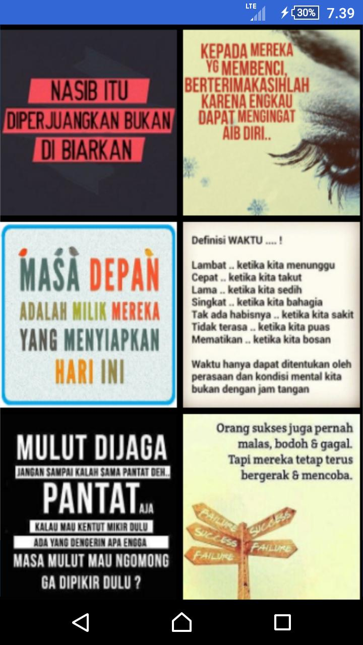 DP Kata Motivasi Pilihan Terbaik for Android APK Download