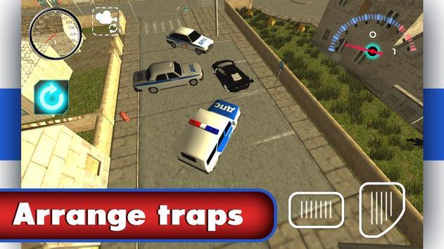 COP Suv Chase Simulator screenshot 1