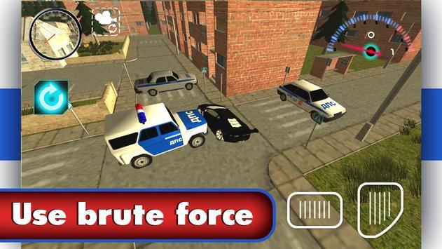 COP Suv Chase Simulator screenshot 2