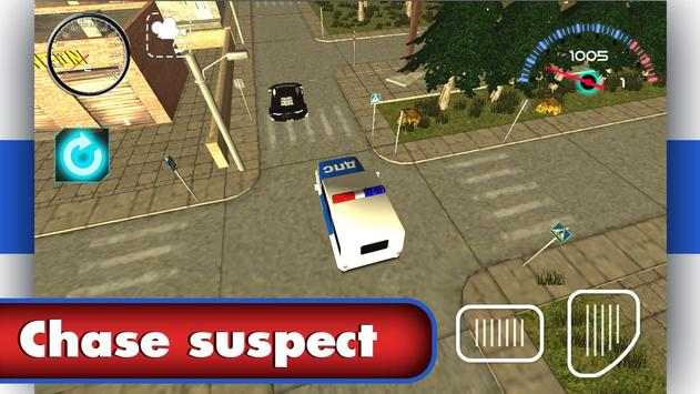 COP Suv Chase Simulator screenshot 6