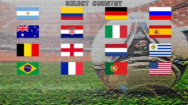 Soccer Shootout Brazil HD apk screenshot