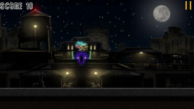 Rooftop Run HD free screenshot 3