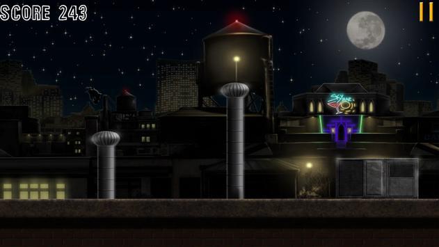 Rooftop Run HD free screenshot 4