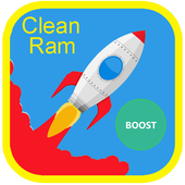 Clean Ram Booster icon