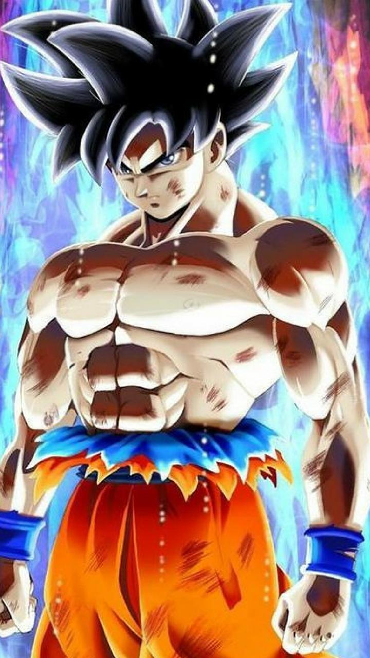 Goku Wallpaper Art Dragon Ballrealistic Hd 4k