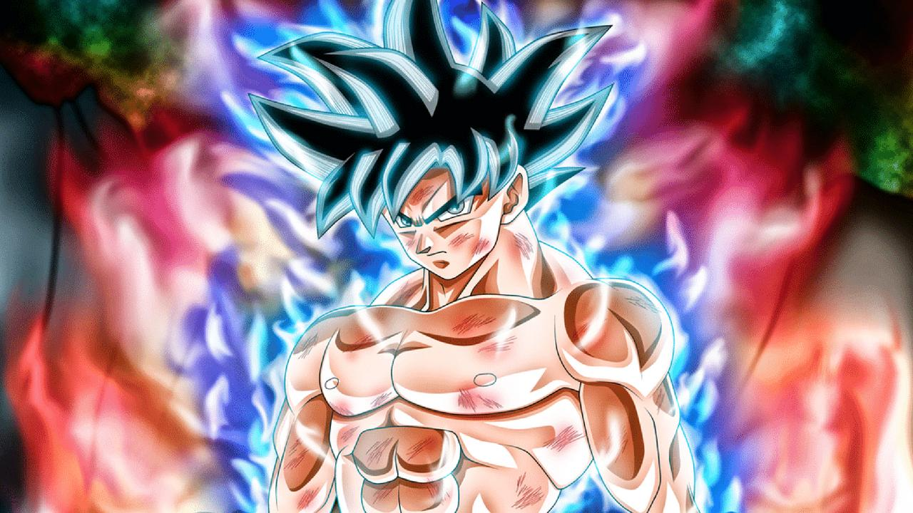 Goku Wallpaper Art Dragon Ballrealistic Hd 4k For Android
