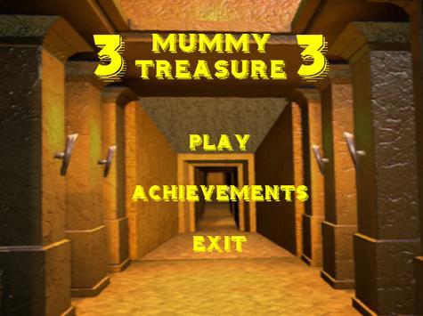 Mummy Treasure 3 poster