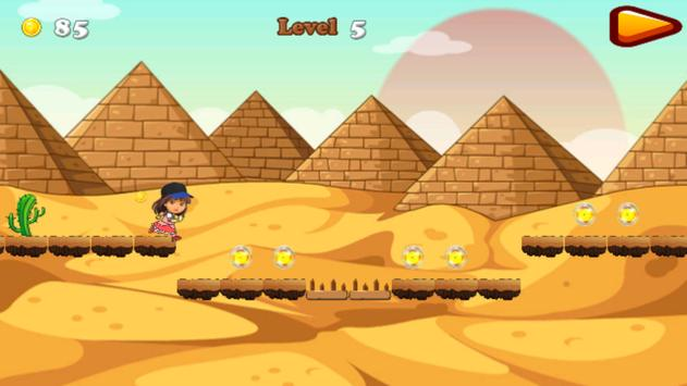 Dora Adventure World apk screenshot