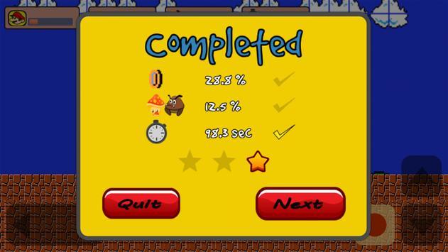 Classic Mario World apk screenshot