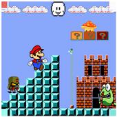 Classic Mario Jump icon