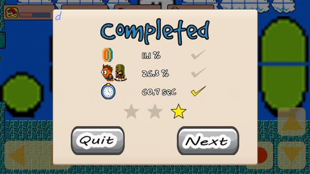 Classic Mario Jump apk screenshot