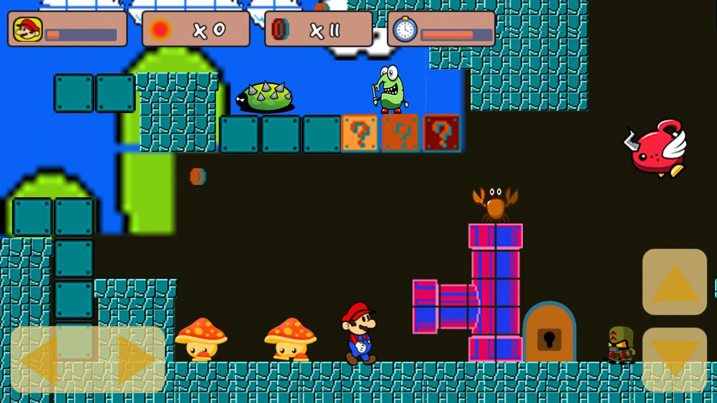 Classic Mario Jump For Android Apk Download