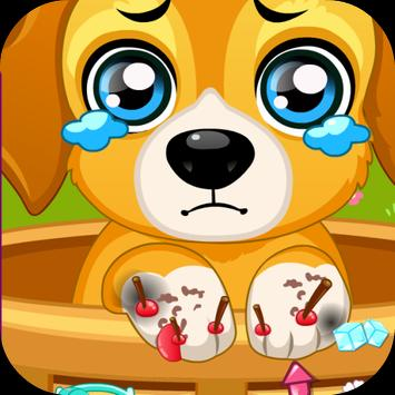 เกมส์หมอรักษาหมา screenshot 4