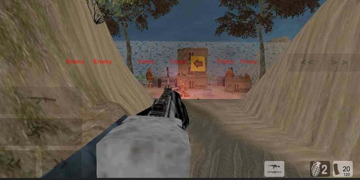 Modern Assassin Commando screenshot 1