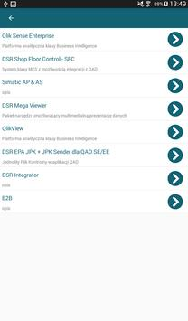 DSR Connect apk screenshot