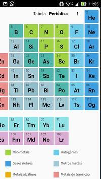 Tabela Periódica screenshot 7