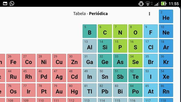 Tabela Periódica screenshot 8