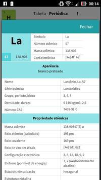 Tabela Periódica screenshot 2