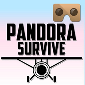 VR Pandora Survive Space Race icon