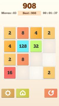 2048 Classic Puzzle Free screenshot 1