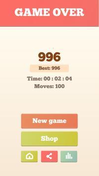 2048 Classic Puzzle Free screenshot 4