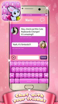 Color Changer Keyboard Themes screenshot 3