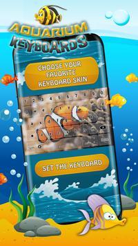 Aquarium Keyboard Themes - Fish Tank Background screenshot 5