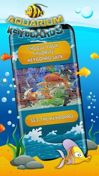 Aquarium Keyboard Themes - Fish Tank Background screenshot 14