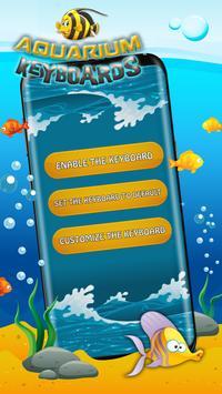 Aquarium Keyboard Themes - Fish Tank Background screenshot 2