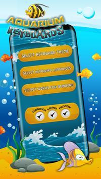 Aquarium Keyboard Themes - Fish Tank Background screenshot 3