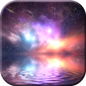 Galaxy Live Wallpapers - Parallax Background icon
