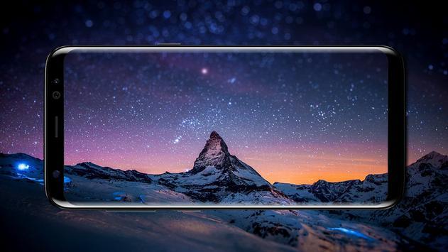 Galaxy Live Wallpapers - Parallax Background screenshot 6