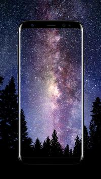 Galaxy Live Wallpapers - Parallax Background poster